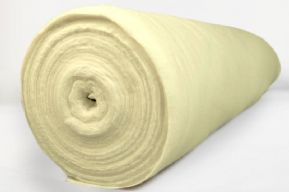 top quality cotton mix cream curtain lining by the metre £3.99 PER METRE FREE POSTAGE